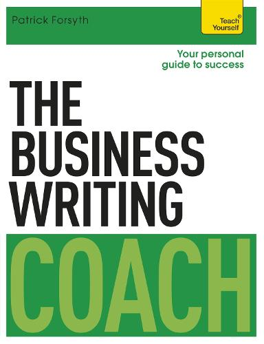 The Business Writing Coach: Teach Yourself (Paperback)