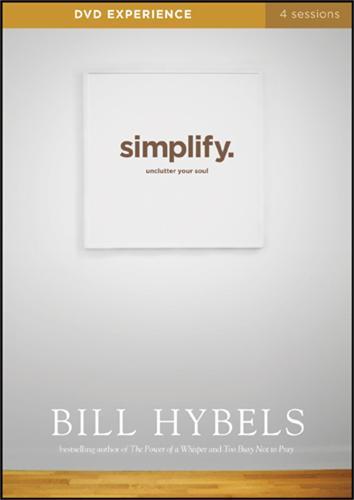 Simplify DVD Experience (Paperback)