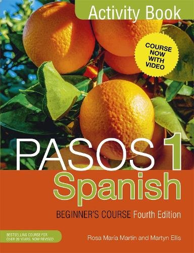 Pasos 1 Spanish Beginner's Course (Fourth Edition): Activity book (Paperback)