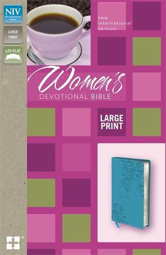 NIV Women's Devotional Bible (Large Print) - New International Version (Paperback)