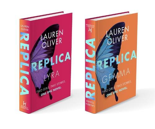 Replica: Book One in the addictive, pulse-pounding Replica duology (Hardback)