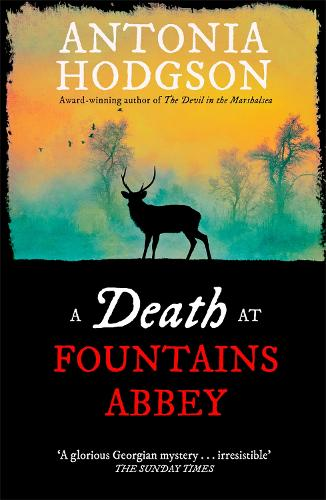 A Death at Fountains Abbey (Paperback)