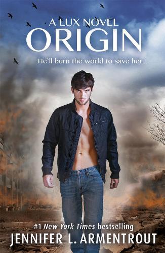 Origin (Lux - Book Four) (Paperback)
