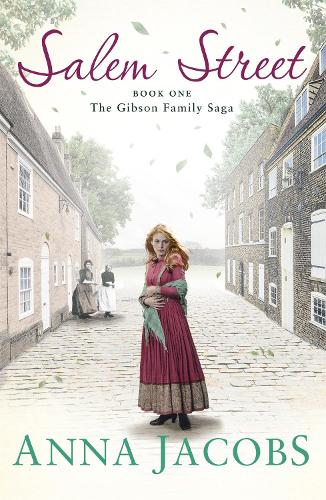 Salem Street: Book One in the brilliantly heartwarming Gibson Family Saga - Gibson Saga (Paperback)
