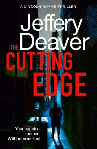 The Cutting Edge - Lincoln Rhyme Thrillers (Paperback)