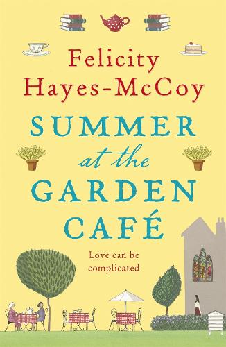 Summer at the Garden Cafe (Paperback)