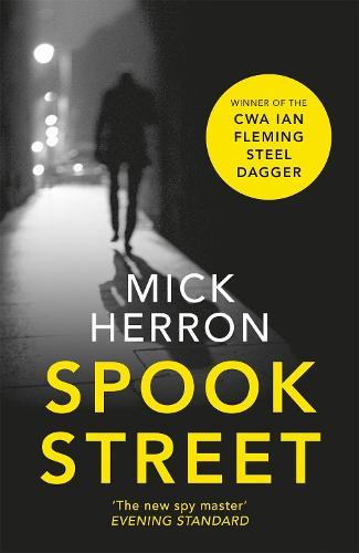 Spook Street Jackson Lamb Thriller 4