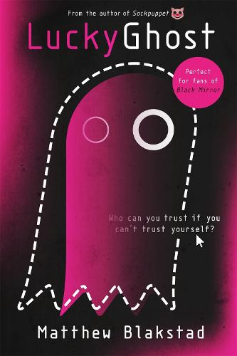 Lucky Ghost: The Martingale Cycle (Hardback)