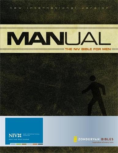 Manual: The NIV Bible for Men - New International Version (Hardback)