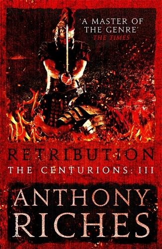 Cover Retribution: The Centurions III - The Centurions