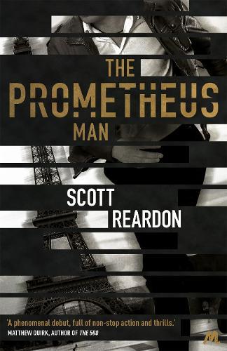 The Prometheus Man (Paperback)