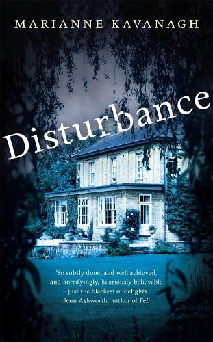 Disturbance (Hardback)