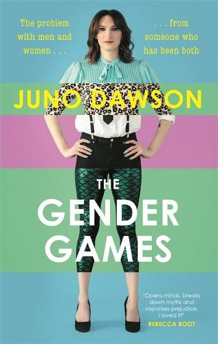 Image result for juno dawson gender games