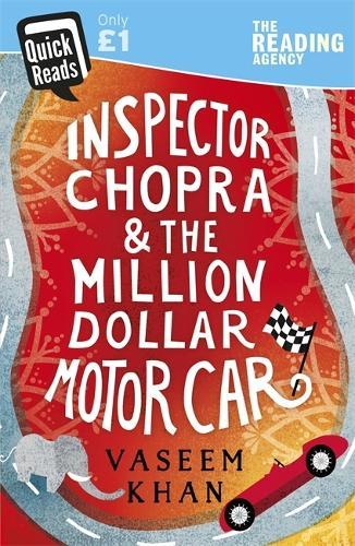 Inspector Chopra and the Million-Dollar Motor Car: A Baby Ganesh Agency short story (Paperback)