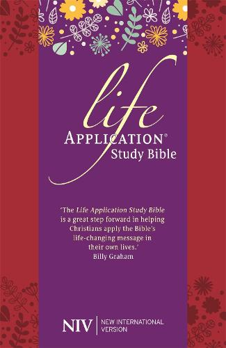 NIV Life Application Study Bible (Anglicised): Soft-tone - New International Version (Paperback)