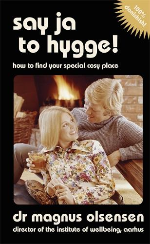 Say Ja to Hygge!: A parody: How to find your special cosy place (Hardback)