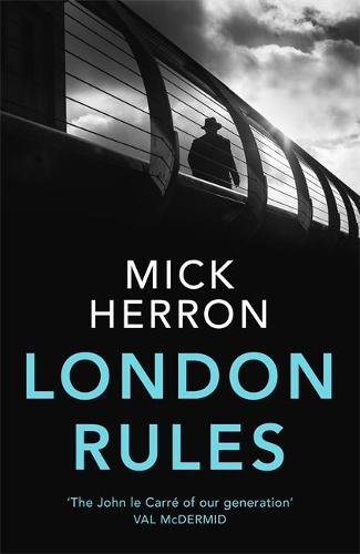 London Rules: An Evening with Mick Herron