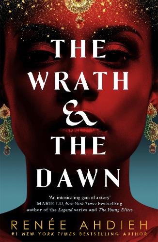 Image result for the wrath and the dawn paperback