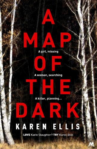 A Map of the Dark - The Searchers (Hardback)
