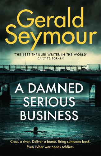 A Damned Serious Business (Hardback)