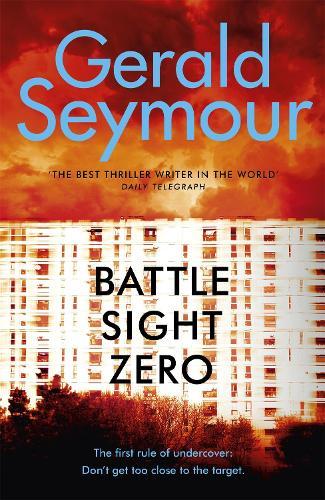 Battle Sight Zero (Hardback)