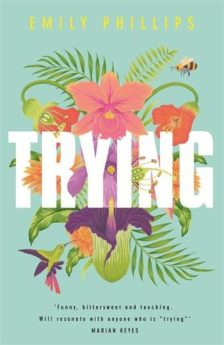 Trying: the hilarious novel about what to expect when you're NOT expecting (Hardback)