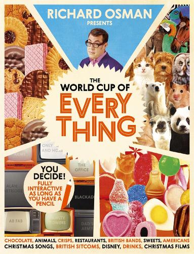 The World Cup Of Everything (Hardback)