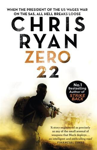 Zero 22: Danny Black Thriller 8 (Paperback)