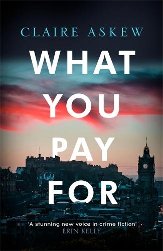 What You Pay For - DI Birch (Hardback)
