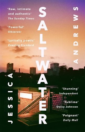 Saltwater: Winner of the Portico Prize (Paperback)