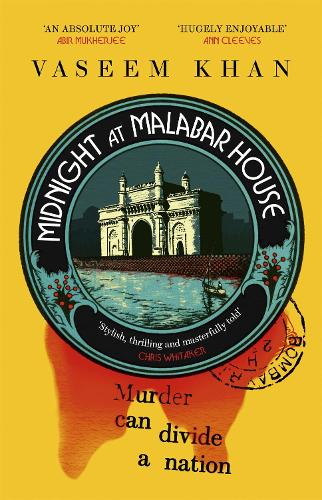 Midnight at Malabar House - Inspector Wadia series (Hardback)