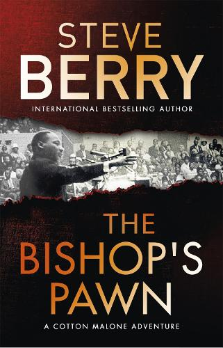The Bishop's Pawn - Cotton Malone (Paperback)