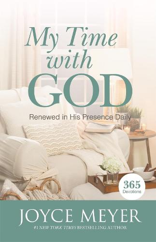My Time with God: 365 Daily Devotions (Paperback)