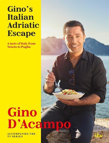 Gino's Italian Adriatic Escape (Hardback)