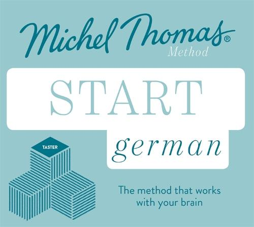 Start German New Edition (Learn German with the Michel Thomas Method): Beginner German Audio Taster Course (CD-Audio)