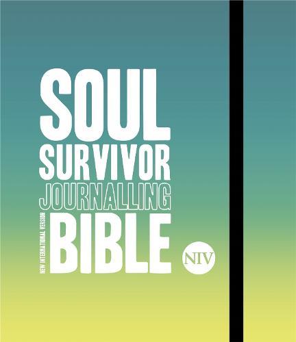 NIV Soul Survivor Journalling Bible (Hardback)