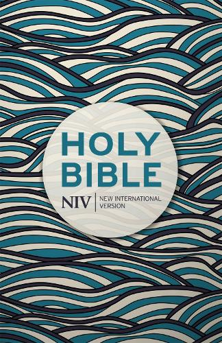 NIV Holy Bible (Hodder Classics): Waves (Paperback)