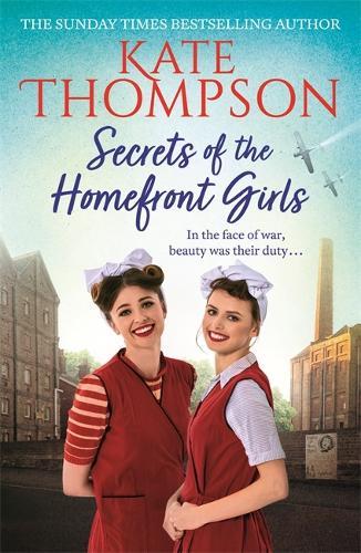 Secrets of the Homefront Girls (Paperback)