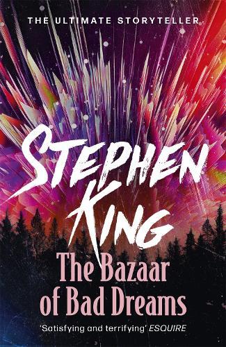 The Bazaar of Bad Dreams (Paperback)