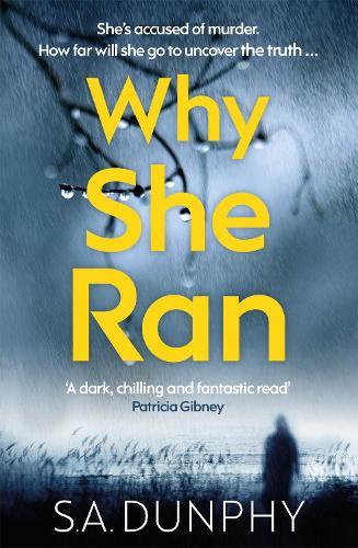 Why She Ran - David Dunnigan (Paperback)