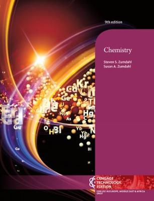 Chemistry: Cengage Technology Edition