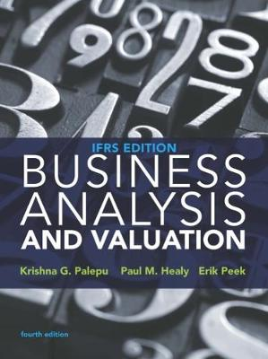 Business Analysis and Valuation: IFRS edition (Paperback)