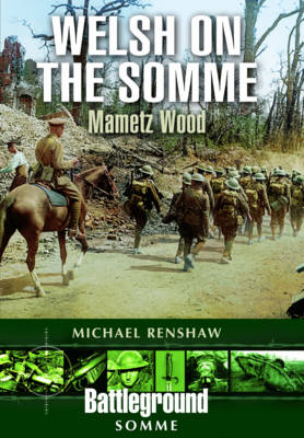 Welsh on the Somme: Mametz Wood (Paperback)