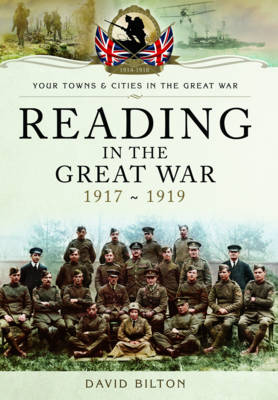 Reading in the Great War 1917-1919 (Paperback)