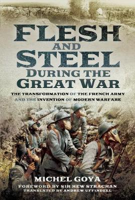 Flesh and Steel during the Great War: The Transformation of the French Army and the Invention of Modern Warfare (Hardback)