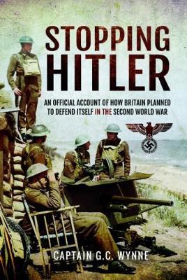 Stopping Hitler (Hardback)