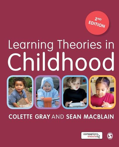 Learning Theories in Childhood (Paperback)