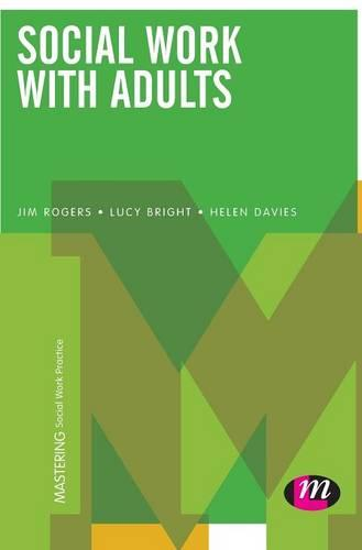 Social Work with Adults - Mastering Social Work Practice (Hardback)