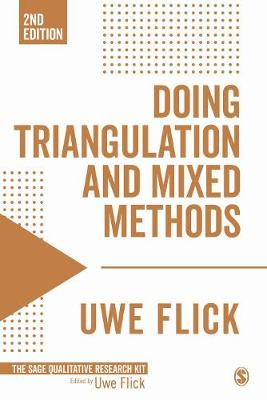 Doing Triangulation and Mixed Methods - Qualitative Research Kit 8 (Paperback)