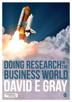 Doing Research in the Business World (Hardback)